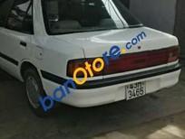 Bán xe Mazda 323 MT sản xuất 1984, màu trắng số sàn, giá chỉ 41 triệu