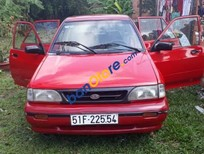 Bán ô tô Kia Pride đời 2000, màu đỏ, xe bảo dưỡng tại hãng định