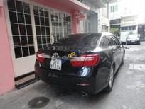 Bán Toyota Camry 2.5G đời 2014, màu đen