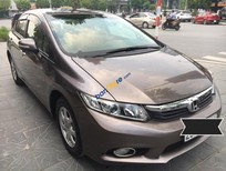 Auto bán Honda Civic 1.8 AT năm 2012, màu nâu, 540 triệu