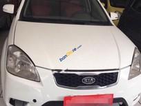Cần bán Kia Rio MT đời 2010, màu trắng, tư nhân chính chủ, động cơ xăng