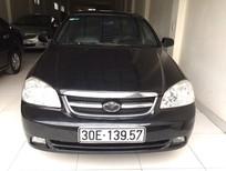 Cần bán xe Daewoo Lacetti Ex 2009, màu đen, 250tr