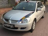 Cần bán lại xe Mitsubishi Lancer GLX sản xuất 2004, màu bạc