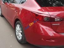 Bán Mazda 3 1.5L đời 2016, màu đỏ, các chức năng theo xe đầy đủ và ổn định