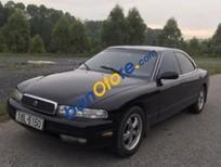 Bán Mazda 929 3.0AT sản xuất 1992, màu đen, giá chỉ 90 triệu