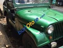 Bán xe Jeep CJ đời 1980, nhập khẩu, máy nguyên zin, dàn đồng sạch sẽ