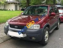 Cần bán xe Ford Escape 3.0 AT đời 2001, đồng sơn đẹp, nội thất đẹp