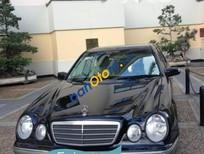 Bán Mercedes E240 2000, màu đen, nhập khẩu chính chủ, 290tr
