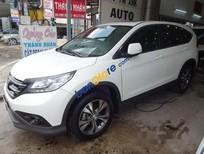 Cần bán Honda CR V 2.4 AT năm sản xuất 2013, màu trắng