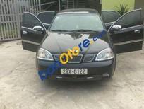 Cần bán xe Daewoo Lacetti MT năm 2005, màu đen chính chủ, giá tốt