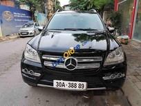 Bán gấp Mercedes GL350 sản xuất 2010, màu đen, xe nhập như mới