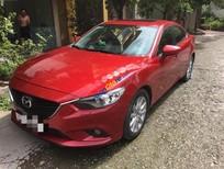 Cần bán gấp Mazda 6 năm sản xuất 2013, màu đỏ, xe nhập chính chủ, giá 729tr