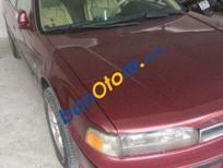 Bán xe Honda Accord MT năm sản xuất 1995, màu đỏ chính chủ