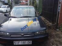 Bán Honda Accord MT sản xuất 1991, màu đen chính chủ