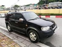 Bán Ford Escape XLT 3.0 V6 2003, màu đen, 209 triệu