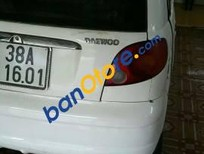 Bán xe Daewoo Matiz đời 2008, màu trắng, xe đẹp