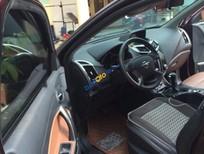 Cần bán xe Haima S5 đời 2015, màu đỏ, xe chạy rất ngọt êm cách âm rất tốt