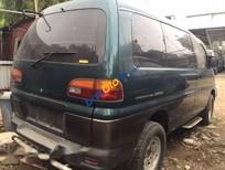Cần bán lại xe Mitsubishi Delica đời 1995, màu xanh lam