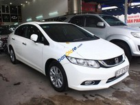 Cần bán Honda Civic 2.0 AT sản xuất 2016, màu trắng, 730 triệu