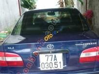 Bán xe Toyota Corolla XLi đời 1999, màu xanh, xe nhập