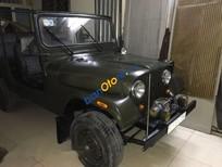 Bán Jeep CJ đời 2000, máy lạnh, biển số thành phố
