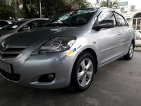 Cần bán lại xe Toyota Vios E đời 2008, màu bạc chính chủ giá cạnh tranh