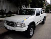 Bán ô tô Ford Ranger XL năm 2006, màu trắng, đã đi 78000km, bốn vỏ mới 98%