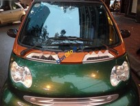 Chính chủ bán Smart Fortwo năm 2007, màu xanh, xe nhập