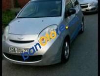 Cần bán xe BYD F0 năm 2012, màu bạc, máy lạnh mới chất, gương chỉnh điện tất cả, mâm đúc