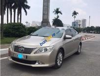 Chính chủ bán Toyota Camry 2.0E đời 2012, màu bạc