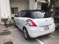 Bán xe Suzuki Swift 1.4 AT đời 2013, màu trắng, nhập khẩu