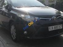 Bán Toyota Vios E năm 2014, màu đen