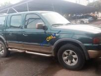 Bán Ford Ranger năm sản xuất 2002, màu xanh lục chính chủ, 180 triệu