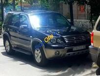 Cần bán lại xe Ford Escape 2.3 XLT năm sản xuất 2008, màu đen, giá chỉ 370 triệu