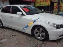 Bán xe BMW 5 Series 535i năm 2007, màu trắng, giá chỉ 410 triệu