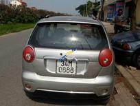 Cần bán xe Daewoo Matiz năm sản xuất 2009, màu bạc, nhập khẩu nguyên chiếc, giá 110tr