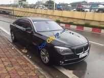 Cần bán xe BMW 740Li sản xuất 2009, màu đen, xe nhập