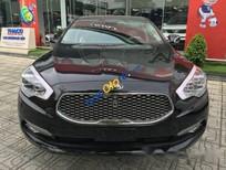Cần bán xe Kia K9 Quoris đời 2016, màu đen