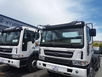 Bán ô tô Daewoo Novus đầu kéo 2 cầu tải 38.8 tấn đời 2016, màu trắng, nhập khẩu