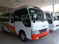 Cần bán xe Hyundai County thân dài 29 chỗ 2017, nhập khẩu chính hãng