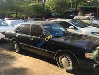 Cần bán xe Toyota Crown đời 1993, màu đen, xe máy gầm ngon, nội thất nguyên bản