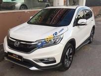 Bán Honda CR V AT sản xuất 2016, màu trắng