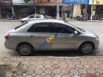 Cần bán lại xe Toyota Vios G năm 2011, màu bạc chính chủ, giá tốt