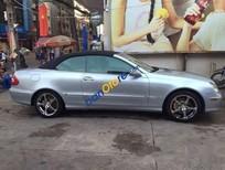 Cần bán Mercedes SLK 320 đời 2005, màu bạc, nhập khẩu, xe đảm bảo lịch sử minh bạch rõ ràng