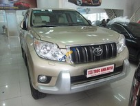 Bán ô tô Toyota Prado TXL 2010, màu vàng, nhập khẩu