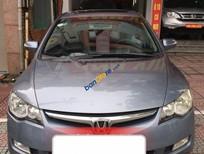 Bán Honda Civic 2.0AT đời 2006, màu bạc, giá tốt