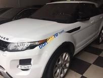 Bán xe LandRover Range Rover Evoque Dynamic đời 2012, màu trắng, xe nguyên bản, không đâm đụng, ngập nước
