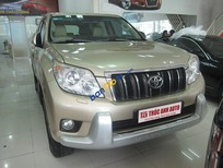Bán xe Toyota Land Cruiser Prado lốp treo đời 2010, màu vàng, nhập khẩu