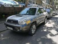 Cần bán gấp Hyundai Santa Fe Gold năm 2004, màu bạc chính chủ, giá tốt