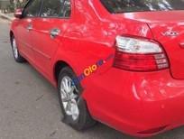 Bán xe Toyota Vios G đời 2010, màu đỏ, 415 triệu